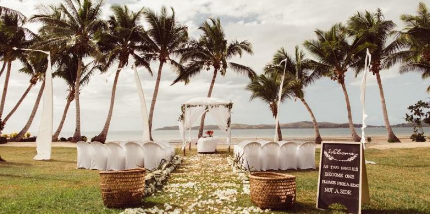 Fiji-Getting Married
