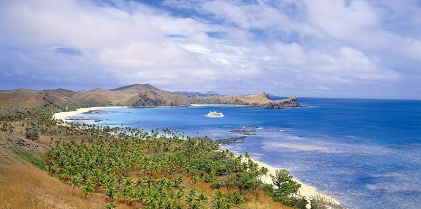 Fiji-Nature & Geography
